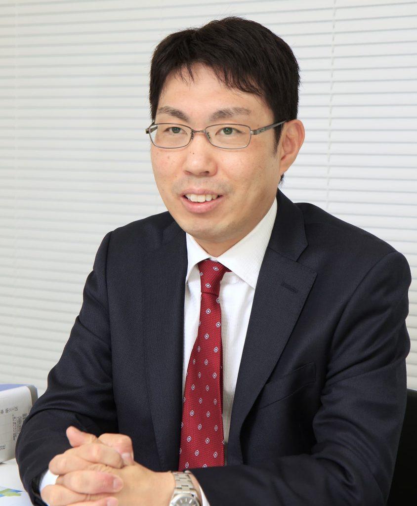 日栄興業株式会社代表取締役 森近 裕一郎